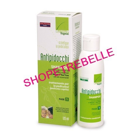 SHAMPOO SPECIFICO PIDOCCHI 125 ML