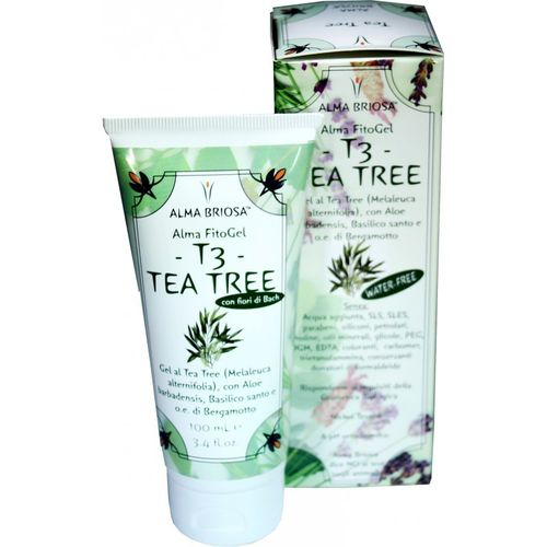 GEL TEA TREE ALMA BRIOSA 100 ML