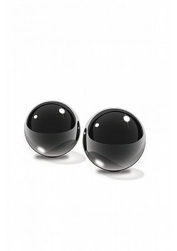 PALLINE KEGEL GLASS BEN WA BALLS S BLACK