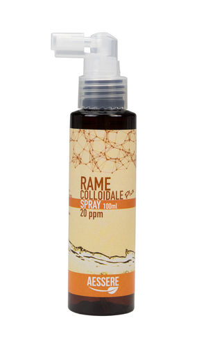 RAME COLLOIDALE PLUS SPRAY 100 ML