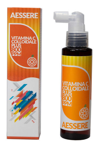 VITAMINA C PLUS - 100% BIODISPONIBILE IN FORMA COLLOIDALE SPRAY